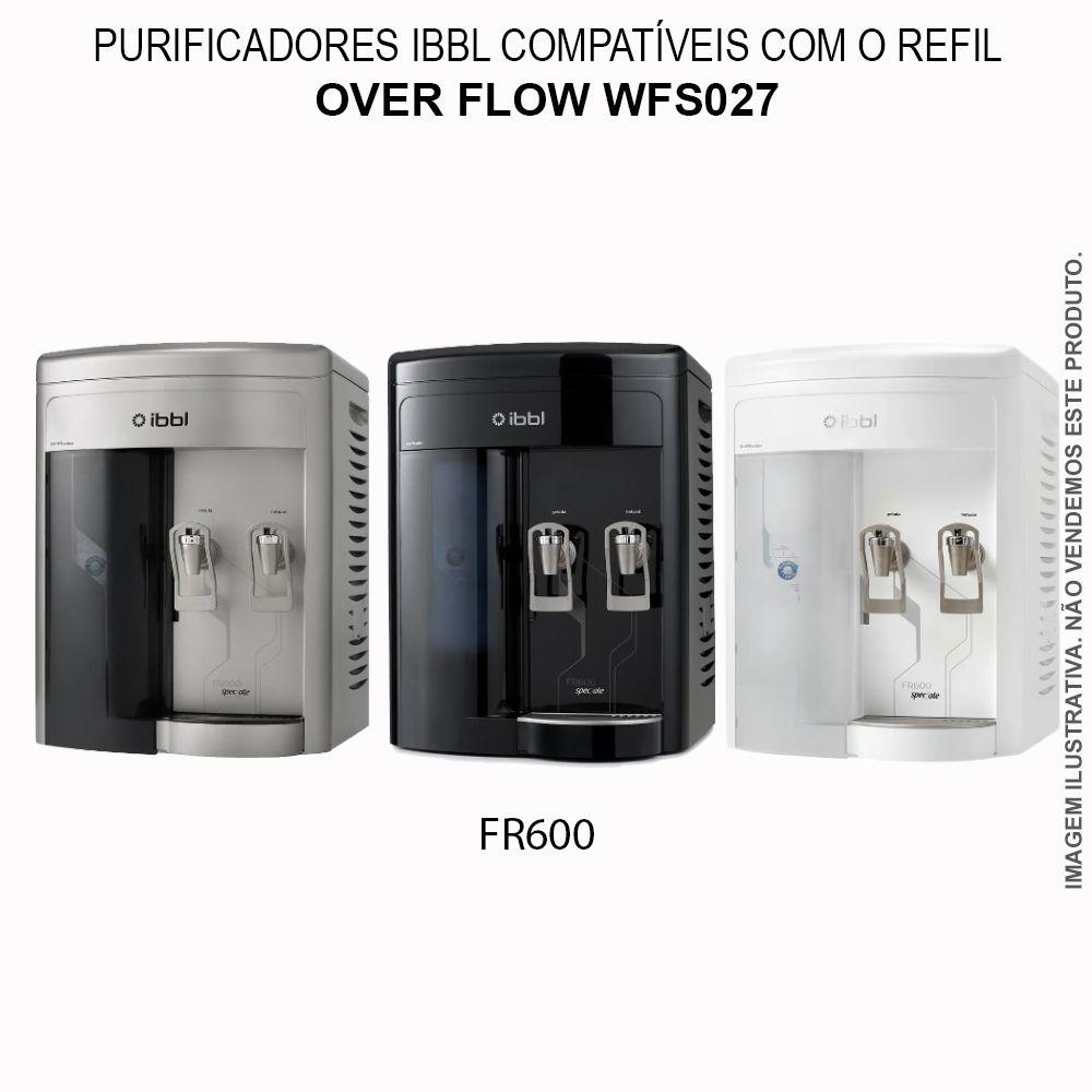 Filtro Purificador De Água Ibbl Fr600