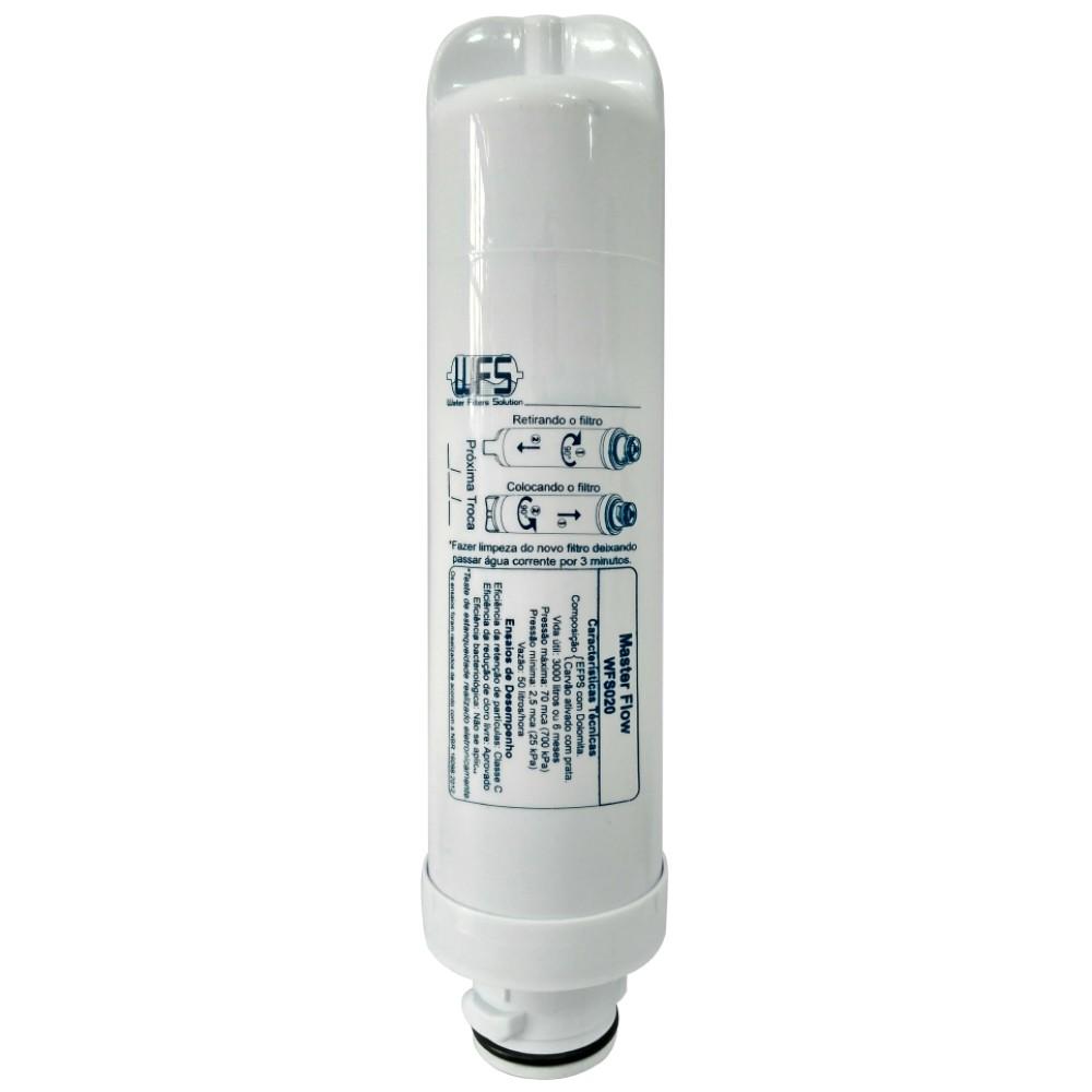 Filtro Refil Purificador Electrolux Pe10b/pe10x