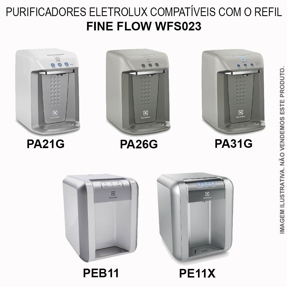 Refil Purificador Eletrolux Pa21g Pa31g Pa26g Pe11