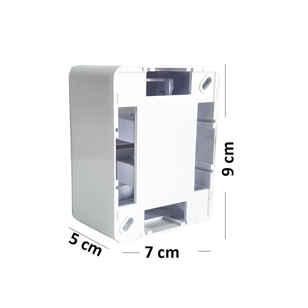 Interruptor Sobrepor Simples 10A 250V Blux