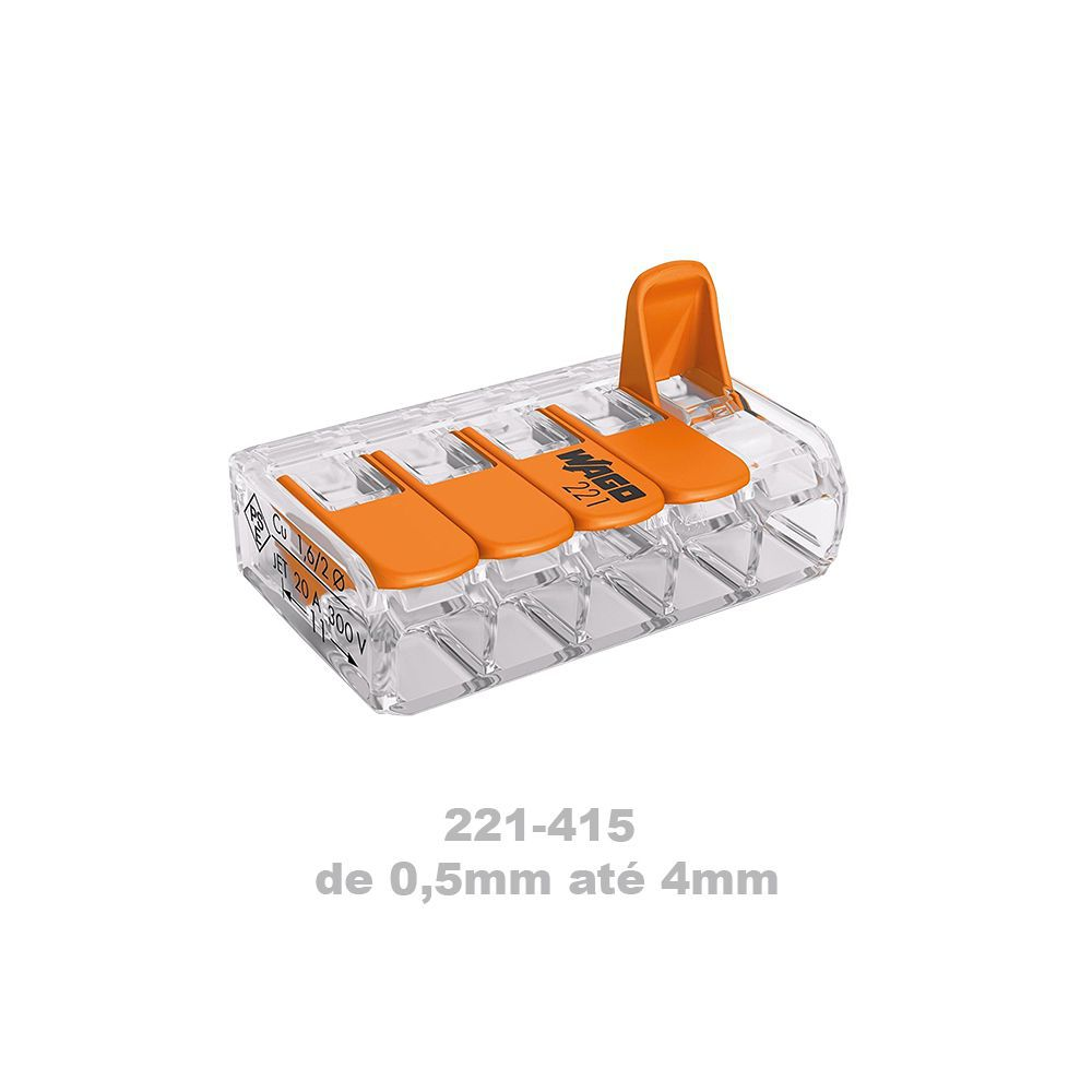 Kit Wago 8-612 20-412 15-413 15-415