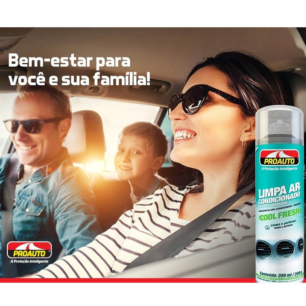 Limpa Ar Acondicionado Breeze Cool Fresh Proauto