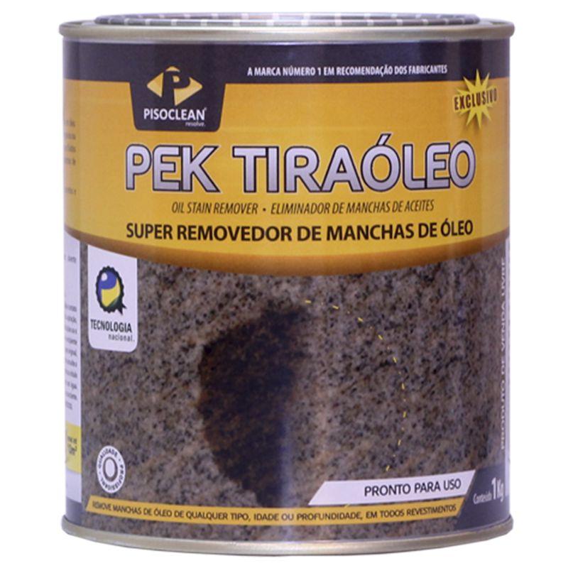 Pek Tiraóleo Pisoclean 1kg