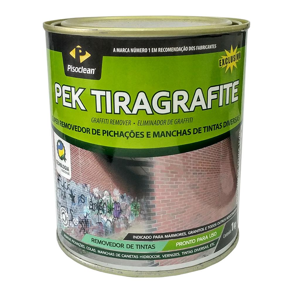 Removedor Pichação Tintas Tiragrafite Pisoclean 1kg