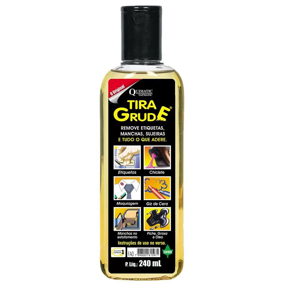 Tira Grude Quimatic 240ml