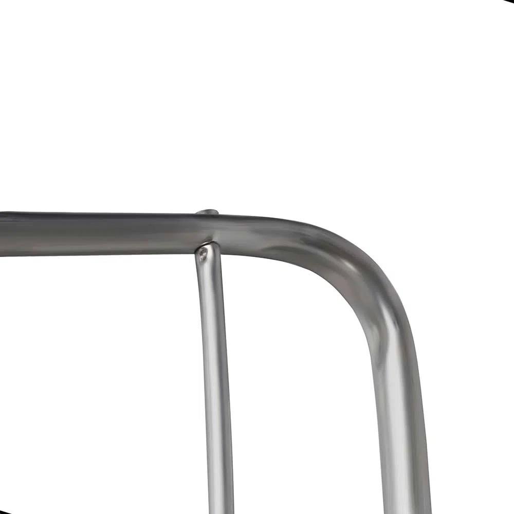 Varal de Teto Retratil Aluminio Mor 120cm x 56cm