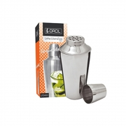 Coqueteleira Orcil Inox 500ML - UT0400