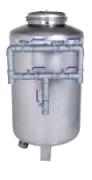 Filtro Central Retrolavável Fusati Levantino - 10.000 a 12.000 L/h