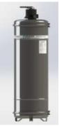 Filtro Central Retrolavável Fusati Pacífico - 2.000 L/h c/ válvula 3 vias