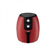 Fritadeira Elétrica Vermelha Air Fryer Supremma 3,6l Agratto 220v