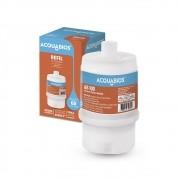Refil Acquabios Carbon Block 5'' AB100 para Hidrofiltros - Com Rosca