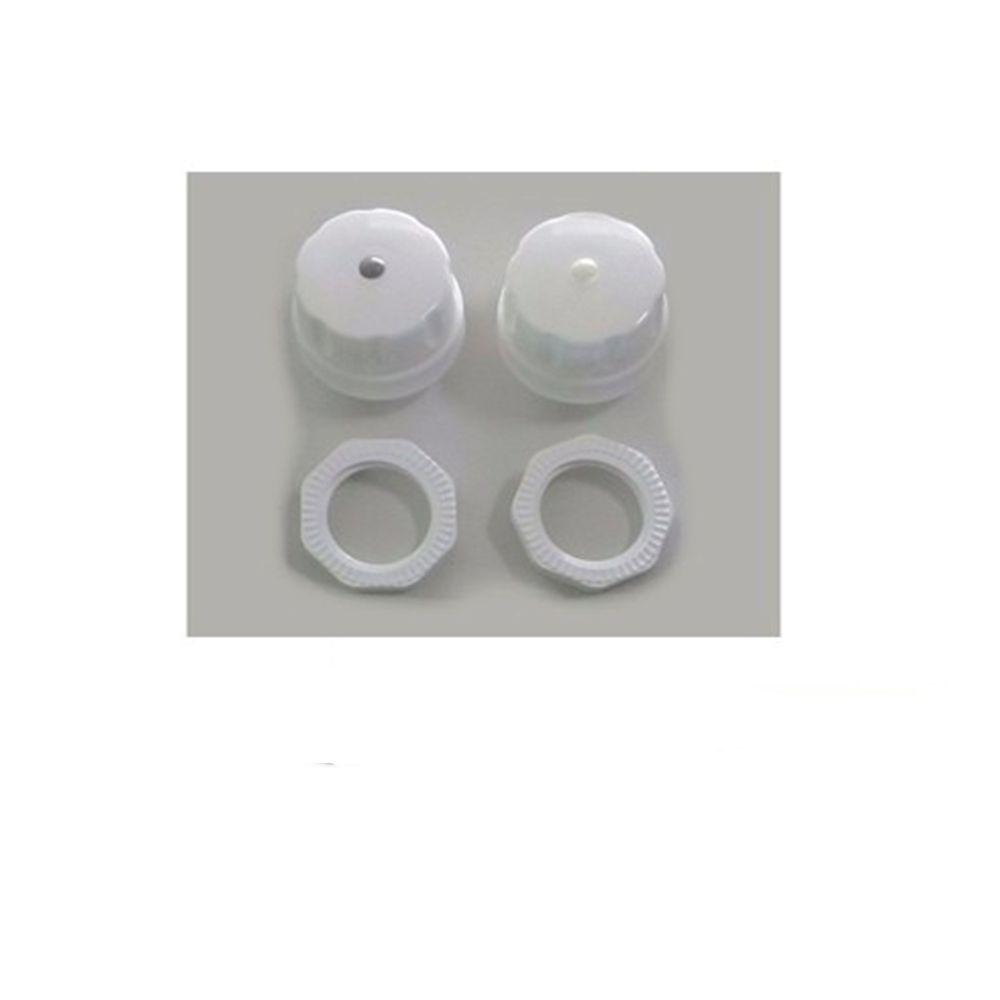 Botão purificador de água Soft (modelo antigo) - Preto/Prata/Branco  - My Shop
