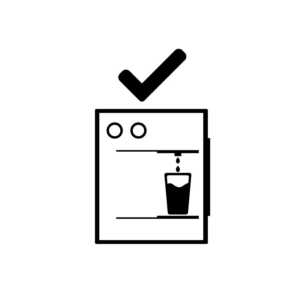 Carga de gás para purificador de água  - My Shop