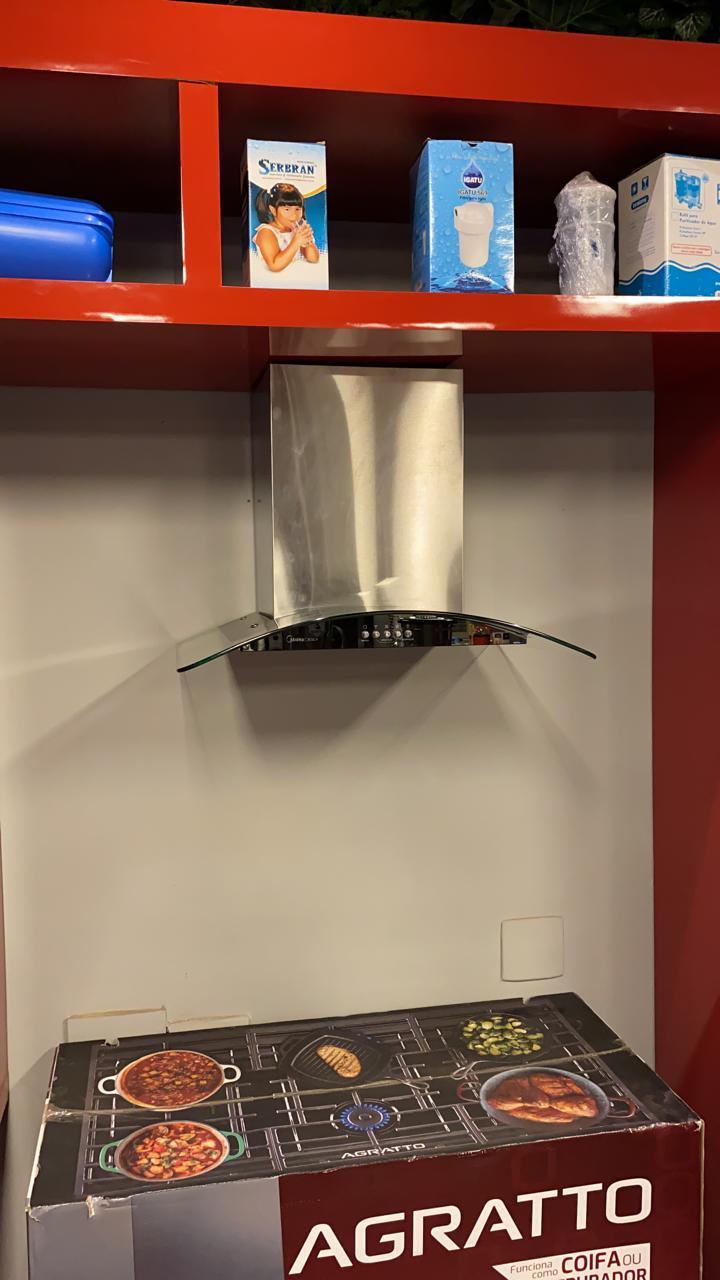 Coifa 60 cm Midea  - My Shop