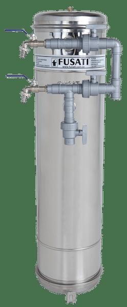 Filtro Central Retrolavável Fusati Atlântico - 1.500 L/h  - My Shop