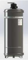 Filtro Central Retrolavável Fusati Mediterrâneo - 3.000 L/h c/ válvula 3 vias  - My Shop