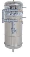 Filtro Central Retrolavável Fusati Índico - 1.000 L/h  - My Shop