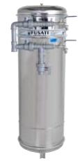 Filtro Central Retrolavável Fusati Pacífico - 2.000 L/h  - My Shop