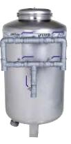 Filtro Central Retrolavável Fusati Báltico - 6.000 L/h  - My Shop