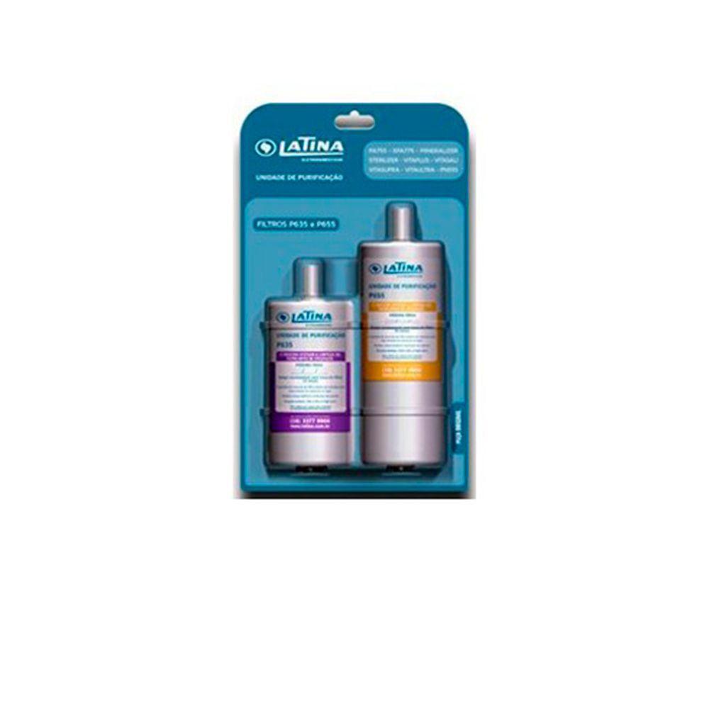 Filtro de reposição P635+P655 - Latina  - My Shop