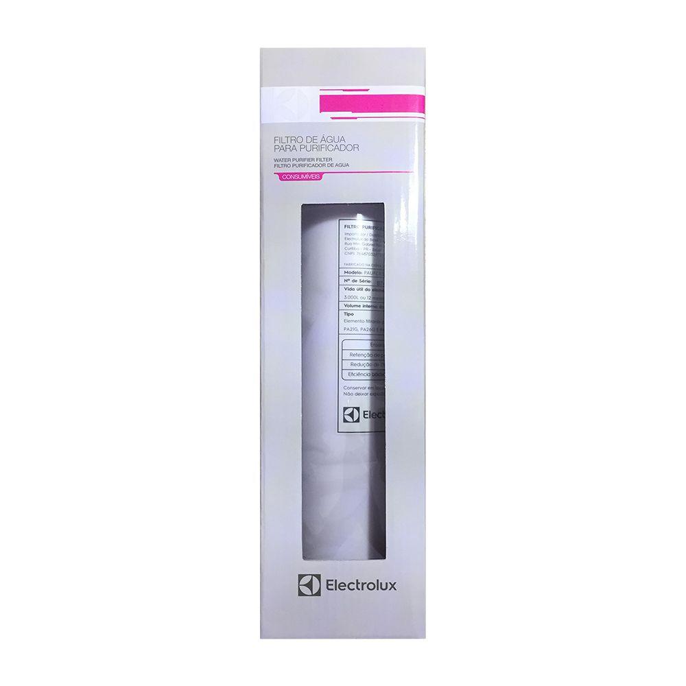 Filtro Electrolux PAUFCB30 - Aplicação em Purificadores PA21G, PA26G e PA31G  - My Shop
