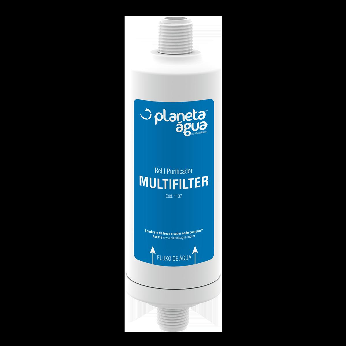 Filtro Multifilter - Refil  - My Shop