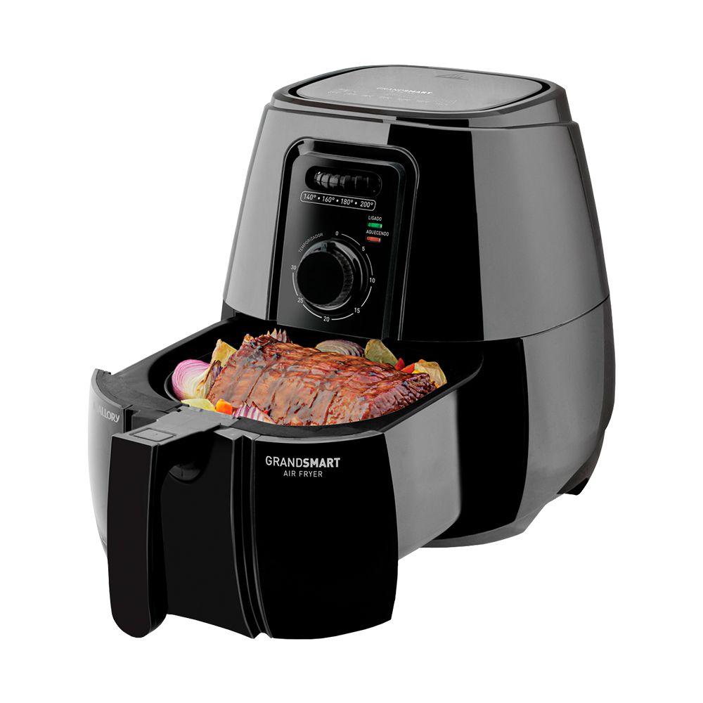Fritadeira Air Fryer Mallory Grand Smart 4L Família  - My Shop