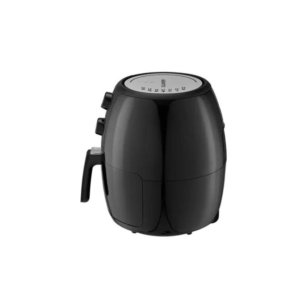 Fritadeira Elétrica Air Fryer Supremma Preta 3,6l Agratto 220v  - My Shop