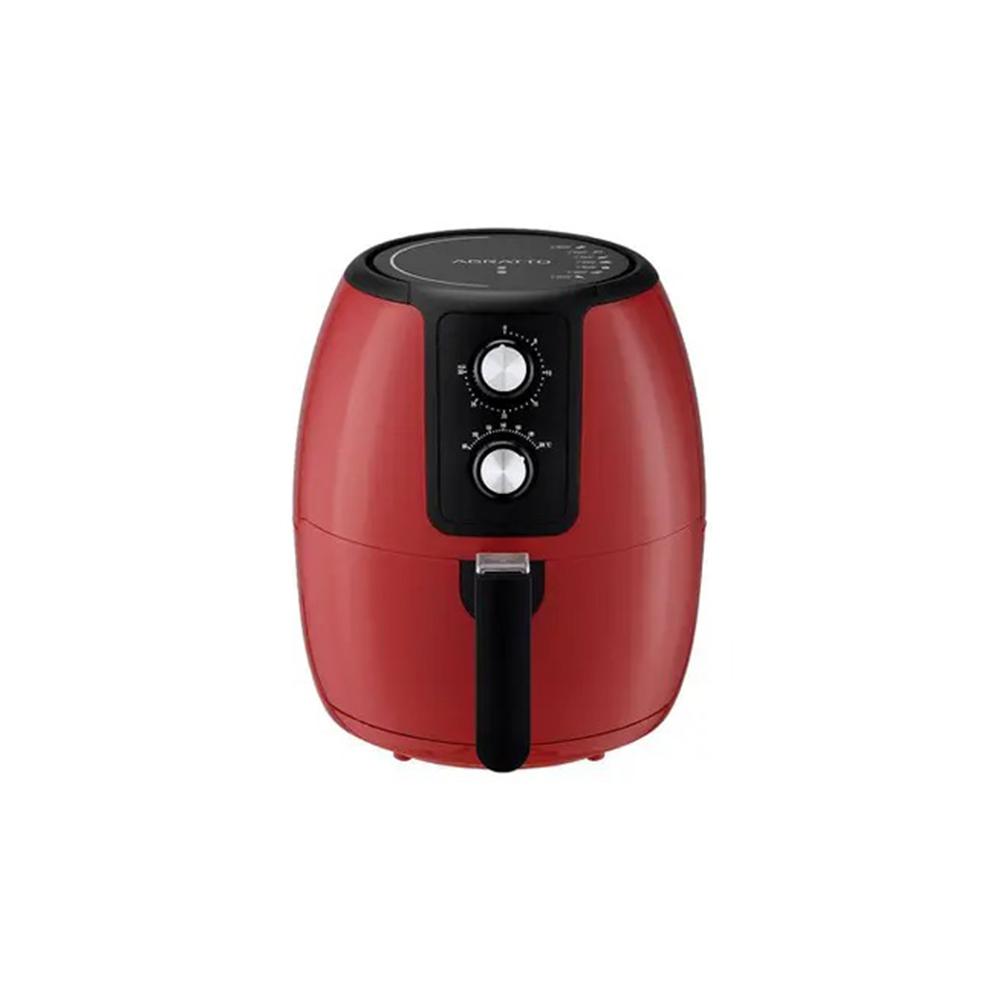 Fritadeira Elétrica Vermelha Air Fryer Supremma 3,6l Agratto 220v  - My Shop