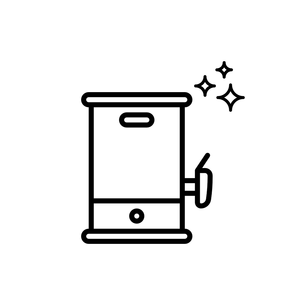 Higienização de bebedouro industrial  - My Shop