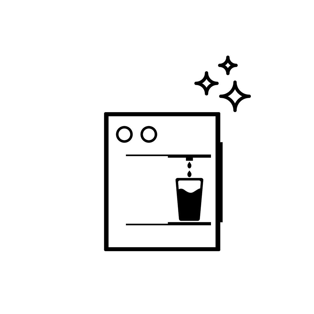 Higienização de purificador de água  - My Shop