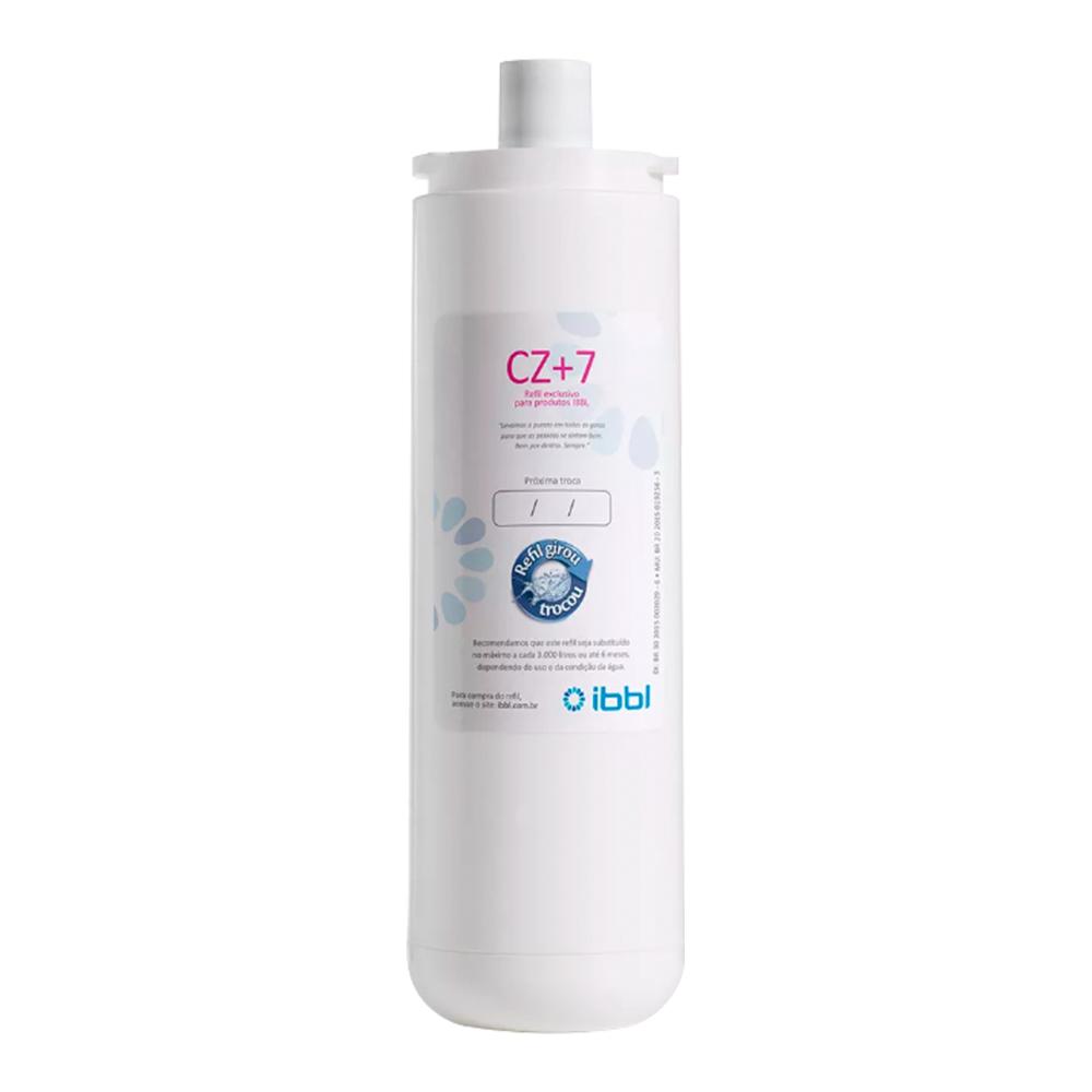 Kit Com 4 Refis CZ+7 - Ibbl Original  - My Shop