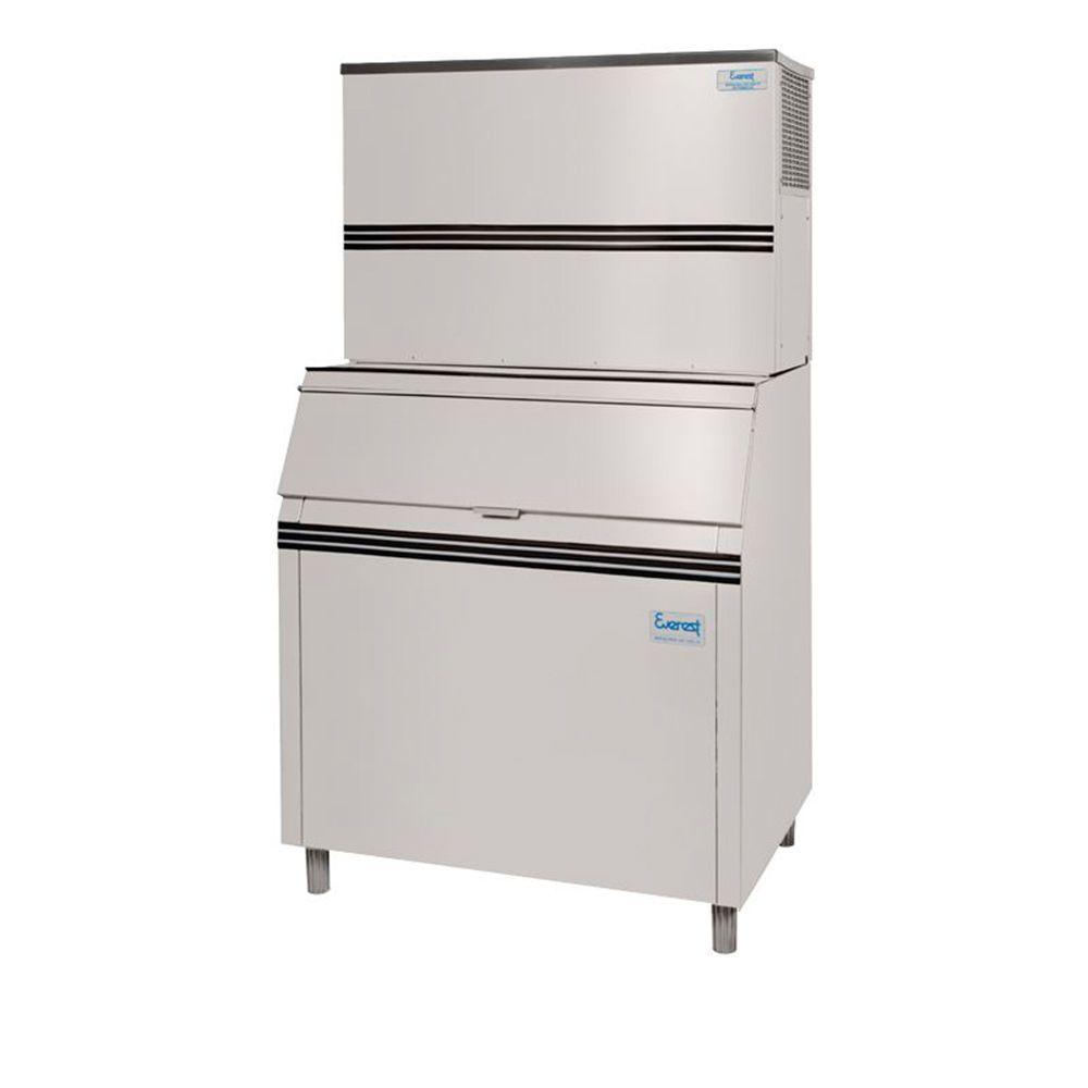 Máquina de gelo Everest - EGC 150MA com depósito 140 Kg  - My Shop