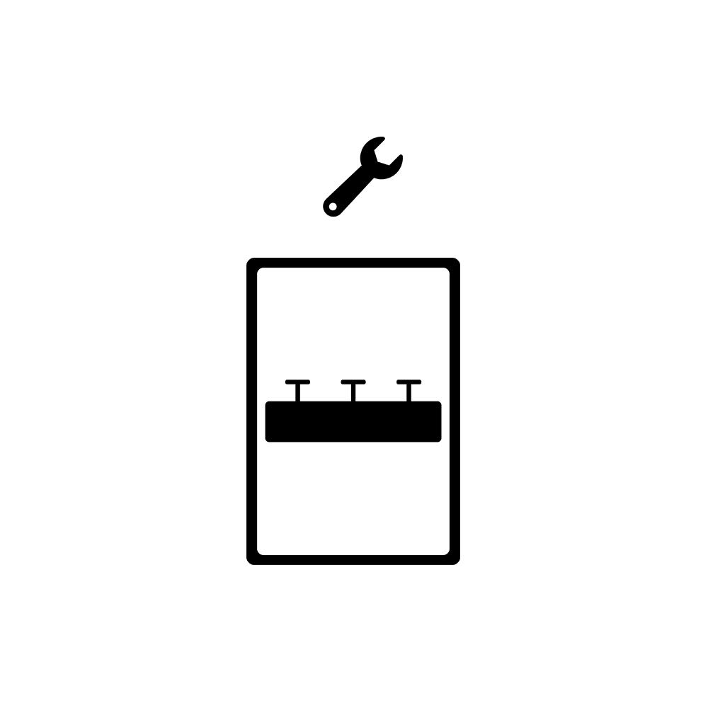 Micro motor exaustor (cooler) + Mão de obra  - My Shop