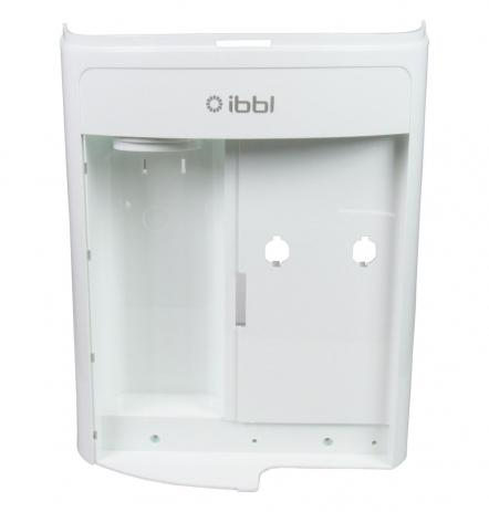 Painel frontal IBBL FR-600 Exclusive Branco  - My Shop