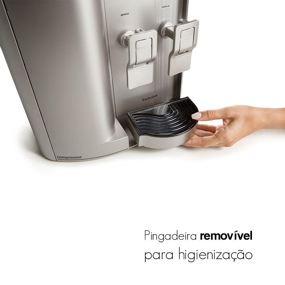 Purificador de Água IBBL FR600 Exclusive Bacteriostático Pta  - My Shop