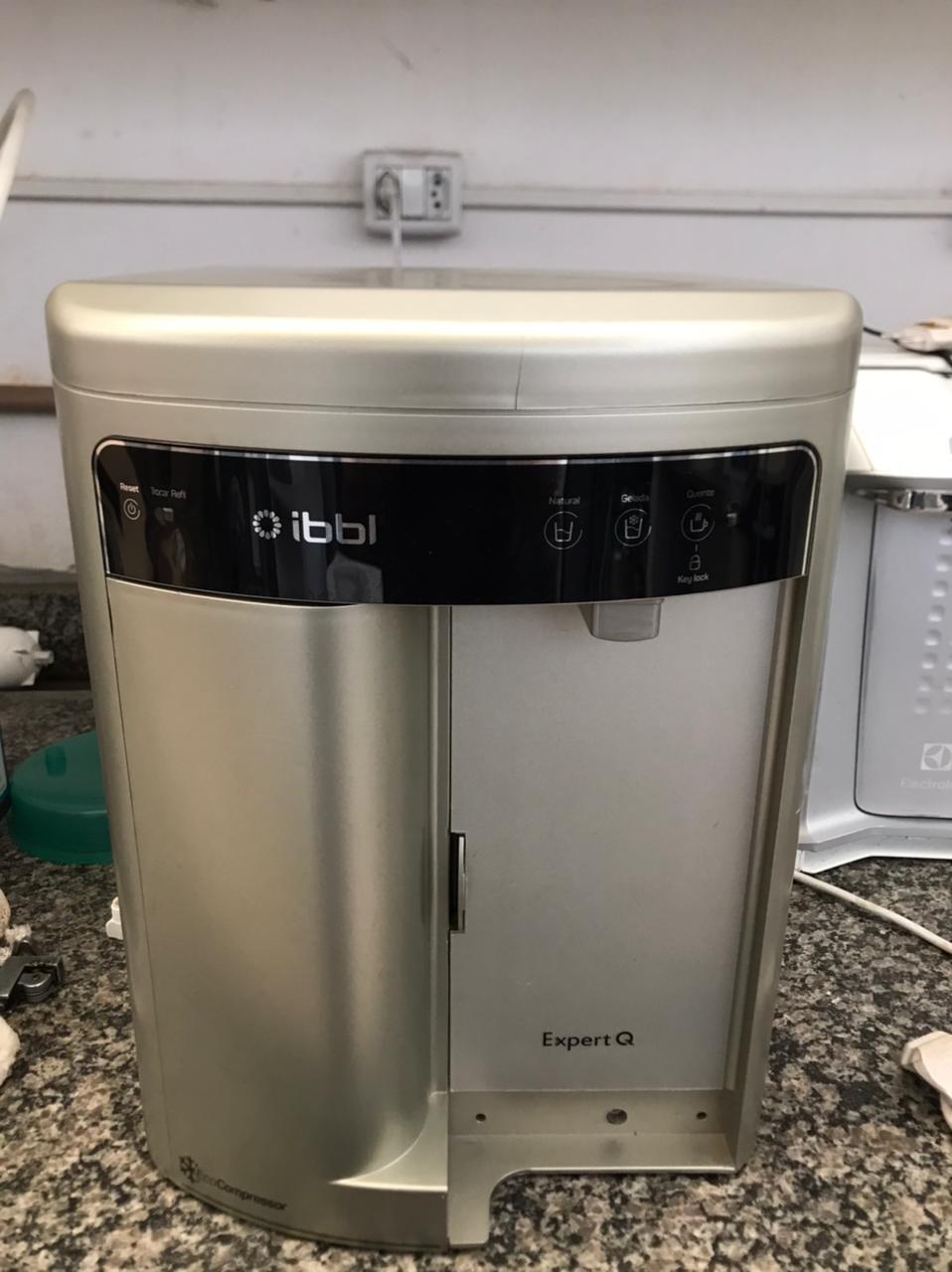 Purificador de Água IBBL EXPERT Q Prata - Semi novo  - My Shop