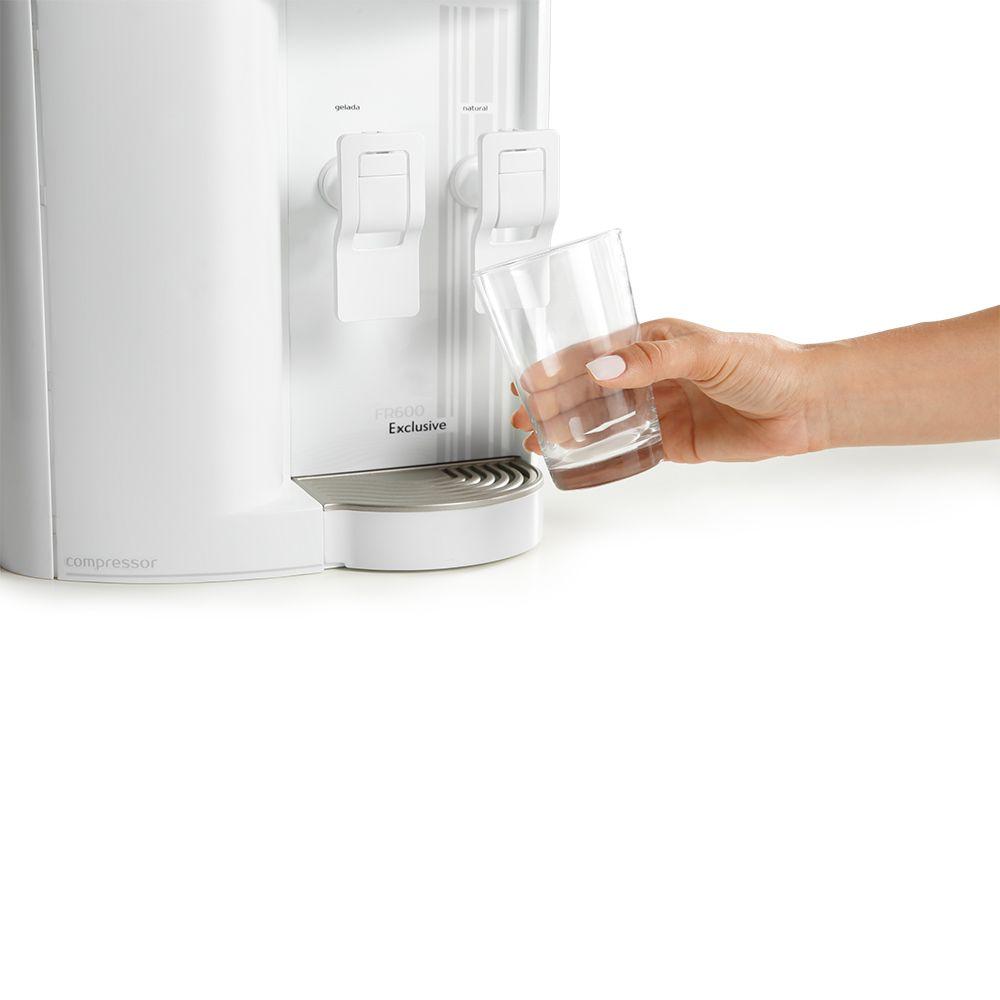 Purificador de Água IBBL FR600 Exclusive Bacteriostático Bco  - My Shop