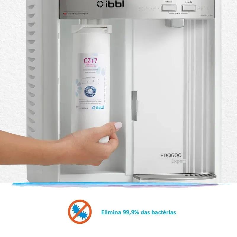 Purificador de Água IBBL FRQ 600 EXPERT Branco  - My Shop