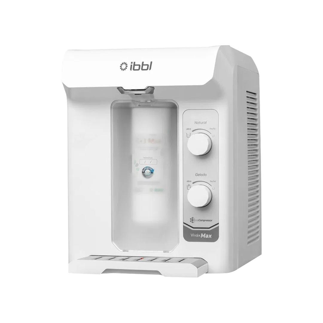 Purificador de água IBBL Vivax Max Branco - 127V  - My Shop