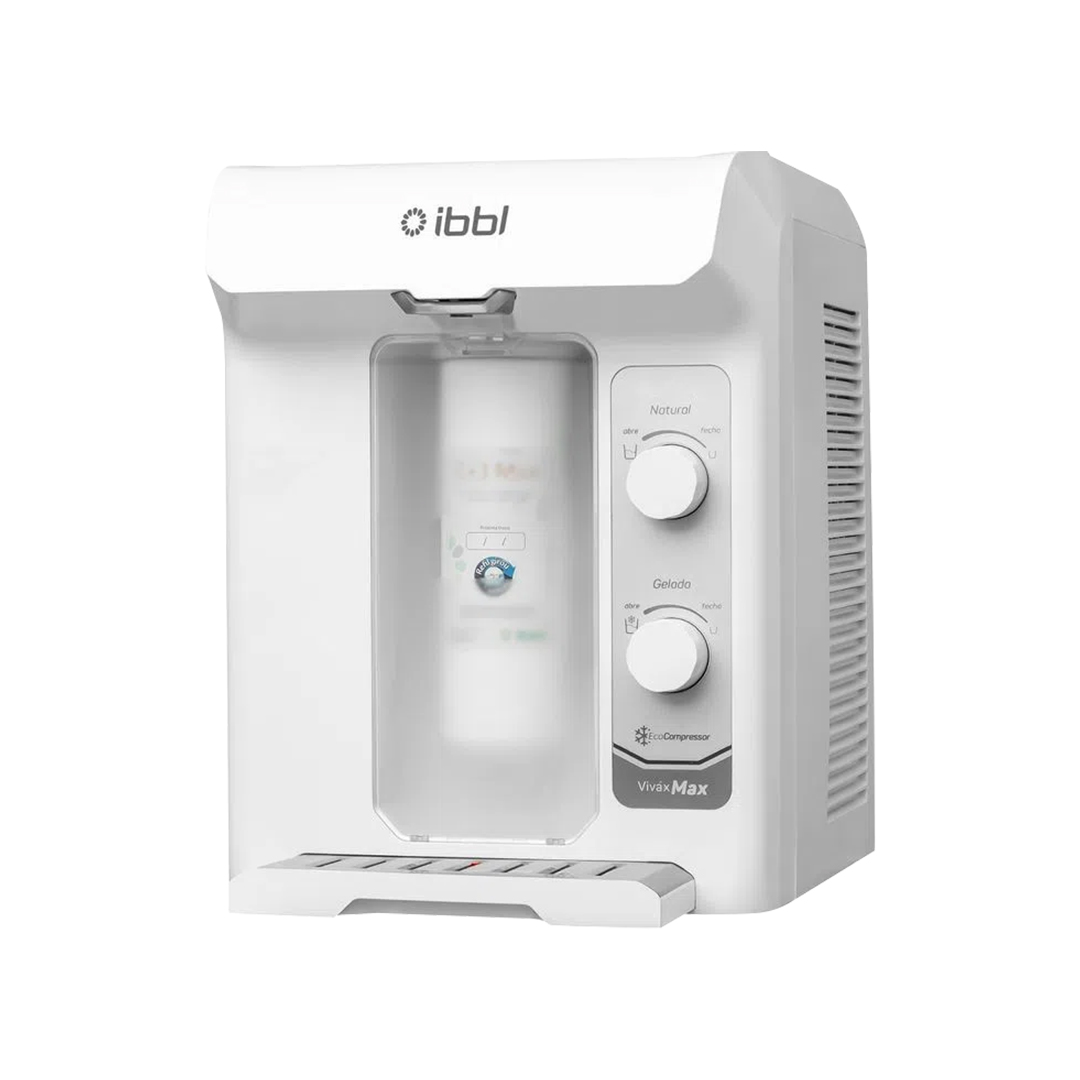 Purificador de água IBBL Vivax Max Branco - 220V  - My Shop