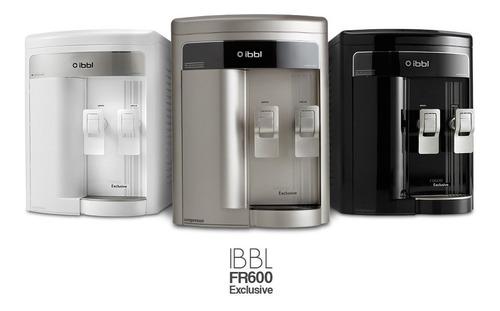 Purificadores De Água Ibbl Exclusive Fr600 Bacteriostático  - My Shop