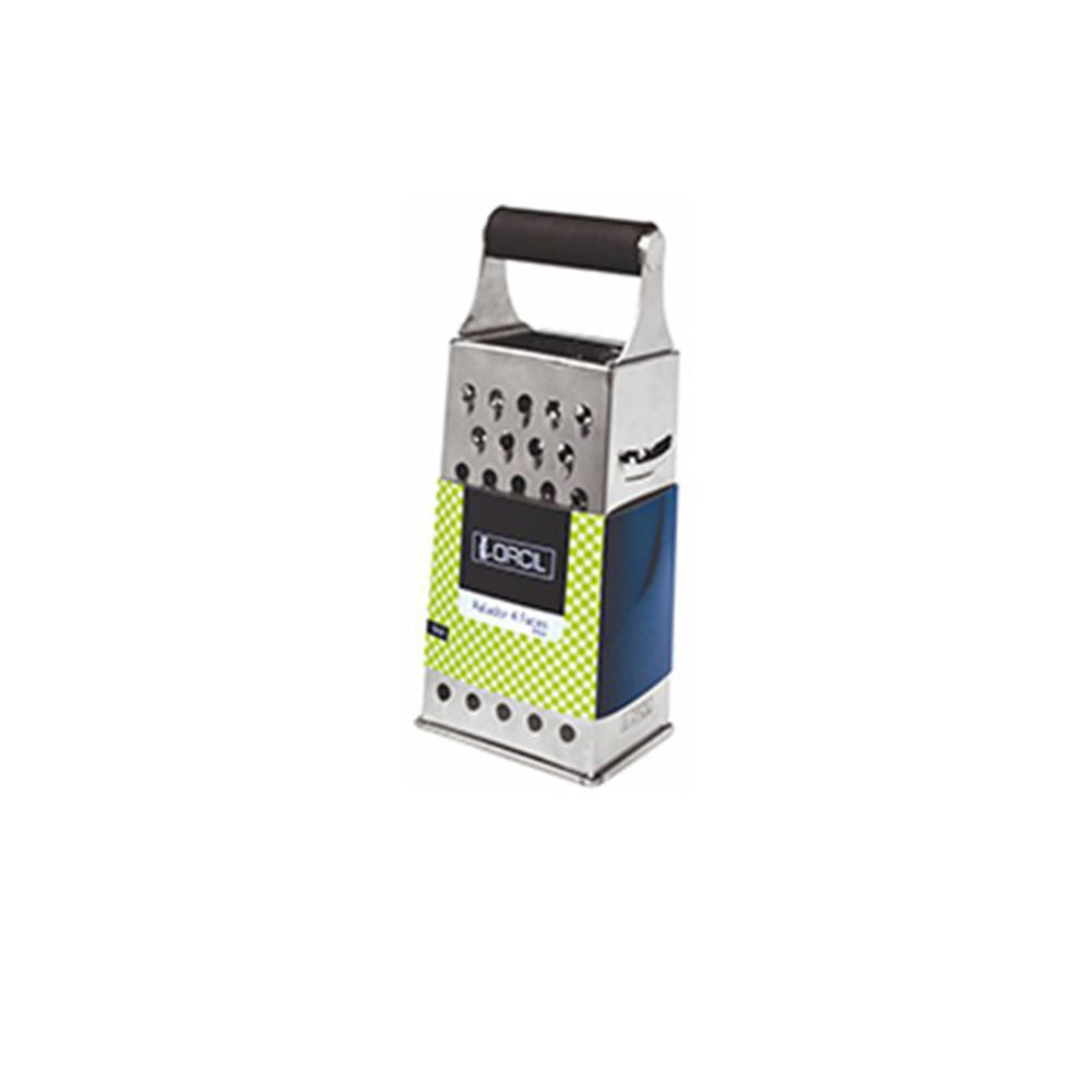 Ralador 4 Faces em Inox  - My Shop