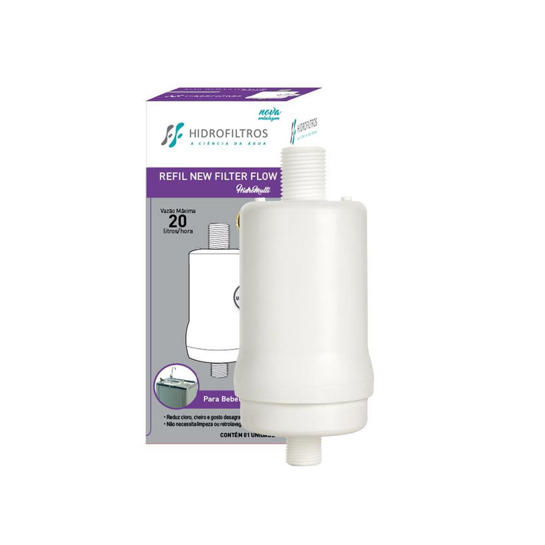 Refil new filter flow - Compatível bag 40  - My Shop