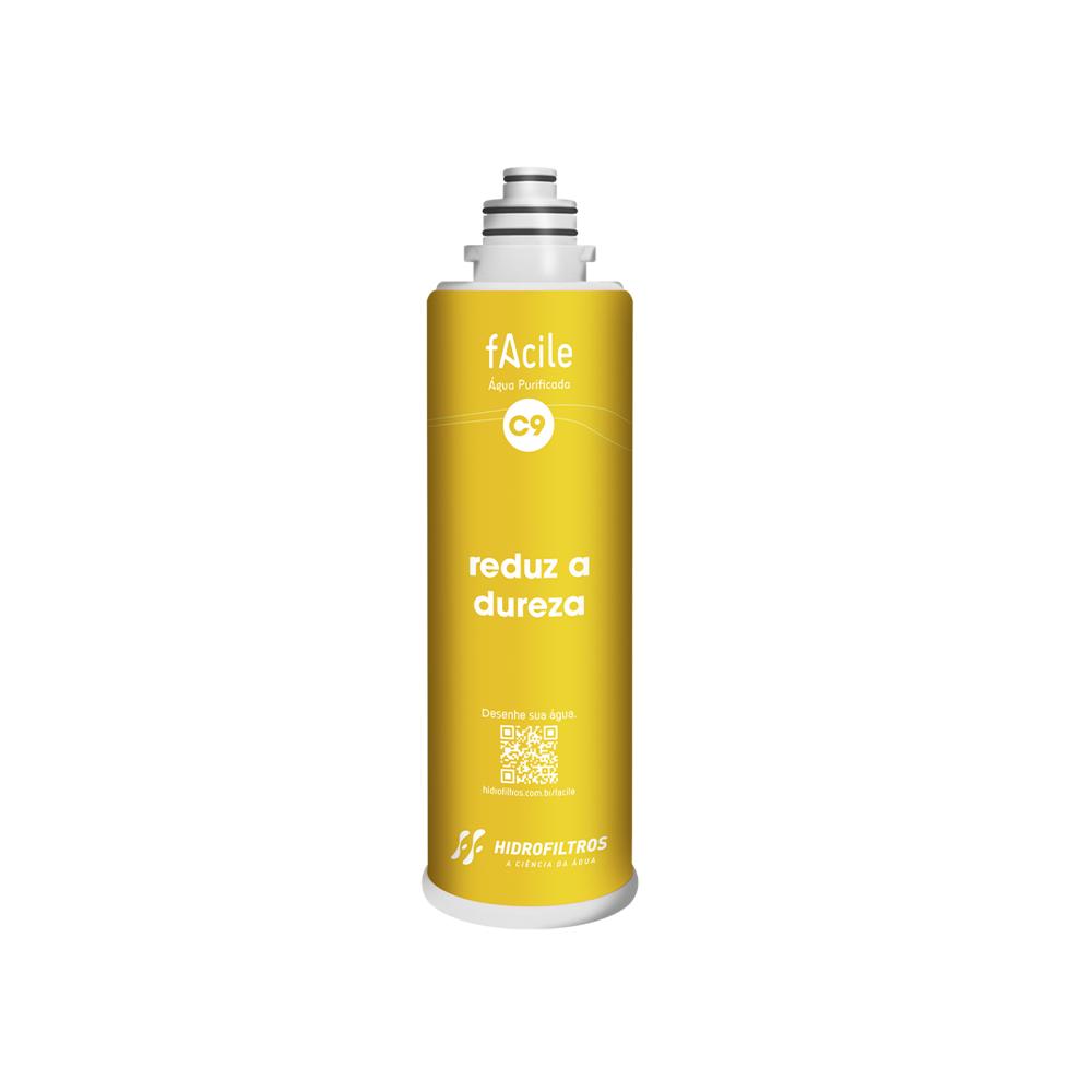 Refil purificador de água Hidrofiltros - Facile C9  - My Shop