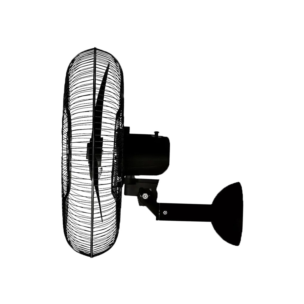 Ventilador de Parede Ventisol 50cm Preto Bivolt Comercial 200W  - My Shop