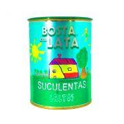 Fertilizante Adubo Orgânico Bosta em Lata para Suculentas e Cactos 400g