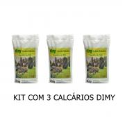 KIT 3 CALCARIO DOLOMITICO 3KG DIMY