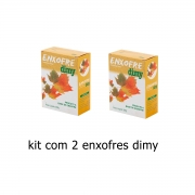 KIT 2 ENXOFRES 300 GR DIMY
