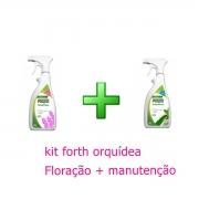 KIT FORTH ORQ MANUT 500ML + FORTH ORQ FLORA 500ML